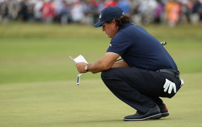 phil mickelson putting us open