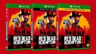 'Red Dead Redemption 2' Special Editions And Collector's Box Unveiled, Available For Pre-Order