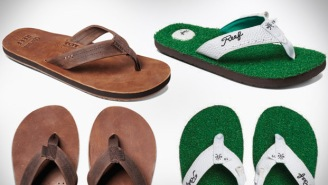 Review: Two New Sandals From Reef That Are Perfect For Dad, Yourself Or Your Best Bro