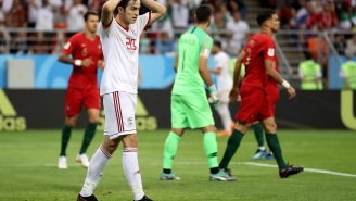 Star Iran Striker Announced Quits National Team After People Ripped Him For His Lackluster World Cup Performance