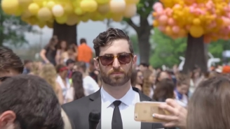 Scott Rogowski From HQ Trivia Went To Gov Ball And Got Bombarded By Hipsters