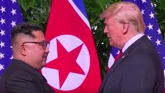 Donald Trump And Kim Jong Un's Summit Got The 'Bad Lip Reading' Treatment And It Is Electric