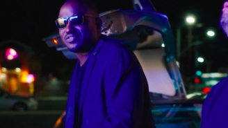 Hannibal Buress Made A Music Video About His Love For Burritos, Beats, and Sick Whips