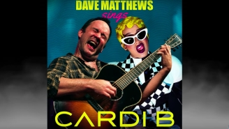 Dave Matthews Singing Trap Hits By Migos And Cardi B Is The Highlight Of My Week