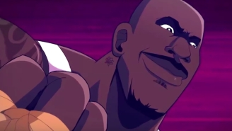 Shaq Has An Insane New Fighting Game That Will Let You Face Off Against Kanye West