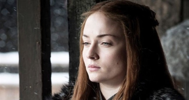 Sophie Turner Tattoo Game Thrones Spoiler