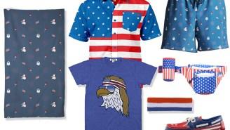 Steal This Look: Patriotic AF