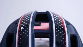 Team USA LAX's Patriotic Jersey And Helmet For Major League Lacrosse All-Star Game Are Fire