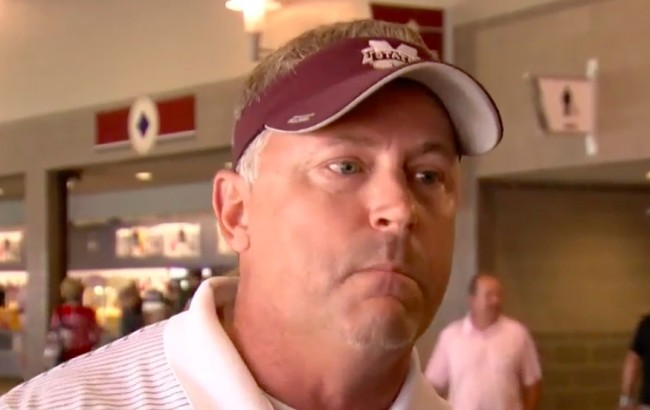 Terry Powell mississippi state baseball prank