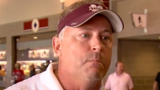 A College Baseball Fan Made Up A Hilarious Story To Mess With A Reporter