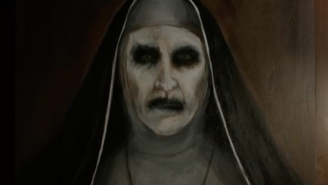 'The Nun,' A 'Conjuring' Spinoff, Has Gotten Its First Trailer And It Will Make You Pee A Little