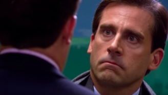 Ed Helms Reveals The One Scene In 'The Office' Where Steve Carell Made Him Laugh So Hard He Had To Exit The Shot