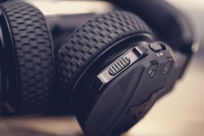 dwayne the rock johnson under armour headphones