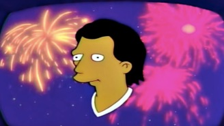 People Think 'The Simpson's Might've Predicted The 2018 World Cup Final