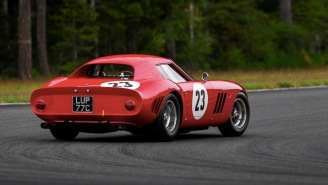 14 'Things We Want' This Week: Wild Turkey Master's Keep Revival, 1962 Ferrari 250 GTO, And More!