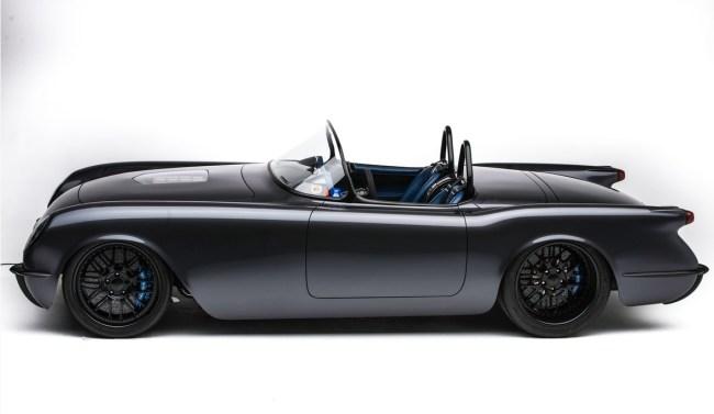 Timeless Kustoms Death Star 1954 Corvette