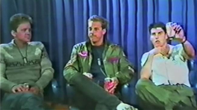 top gun interview