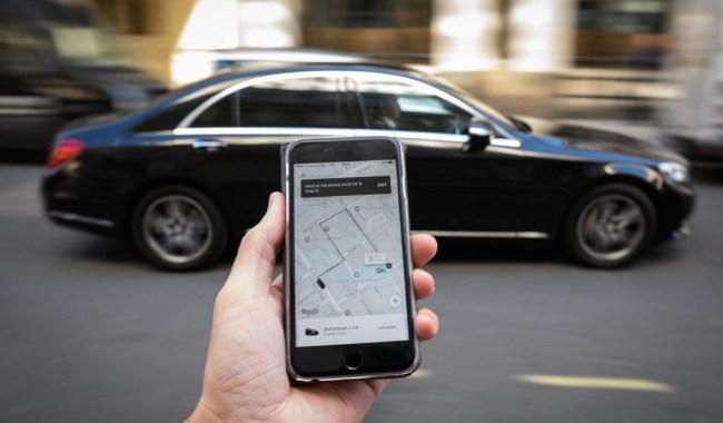 uber car app