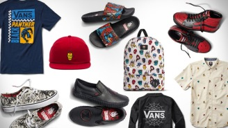 Vans And Marvel Have Teamed Up To Create A Sick New Footwear And Apparel Collection