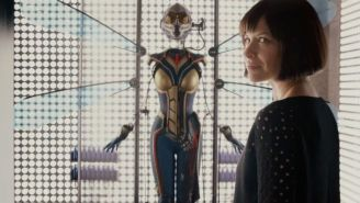 The Wasp's Suit Has Changed A Lot Since The 'Ant-Man' Post-Credits Scene, And With Good Reason