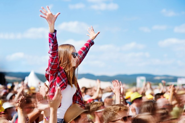 Watching Live Music Better Well-Being Yoga Research