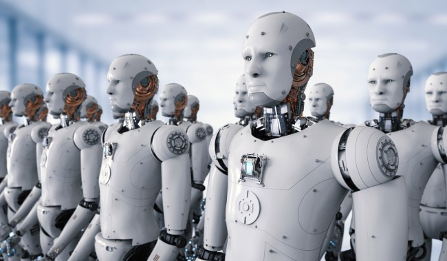 Ways Robots Are Becoming More Human