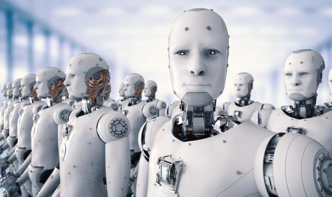 Ways Robots Becoming More Human