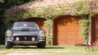 This 1962 Ferrari 250 GT Is Expected To Be One Of The Most Expensive Cars Ever Sold At Auction