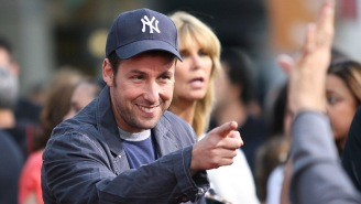 Adam Sandler Crashed A Wedding, Photobombed The Couple's Pictures, Was Cool AF