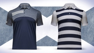 Check Out The Adidas Golf Apparel DJ, Sergio And Rahm Will Be Rocking At The British Open