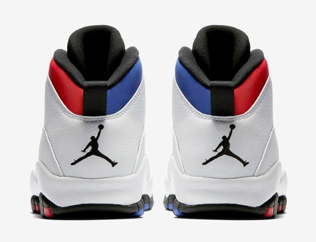 Air Jordan 10 Russell Westbrook Olympians 2006