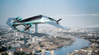 How Safe Would You Feel Riding In This Autonomous Luxury Flying Taxi By Aston Martin?