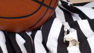 Players And Refs Traded Some Major Blows In A Massive Basketbrawl At An AAU Game