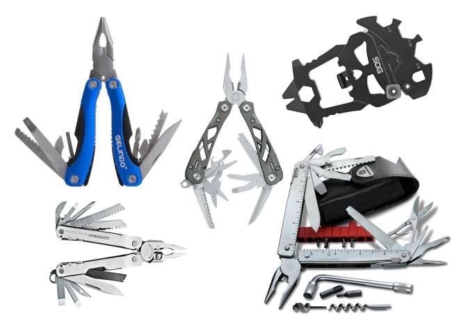 Best Reviewed EDC Multi-tool