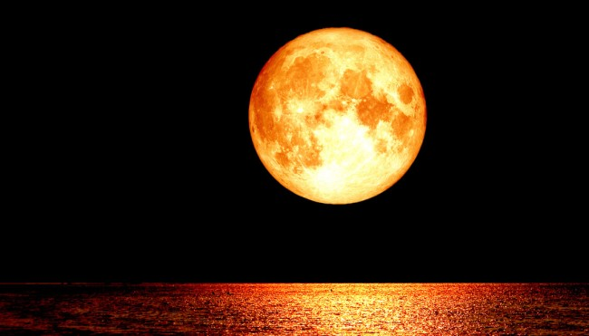 Blood Moon End Of The World