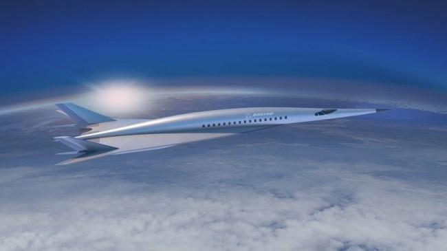 boeing-hypersonic-passenger-plane