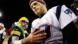 Greg Jennings Explains Why He Believes Aaron Rodgers Is Better Than Tom Brady