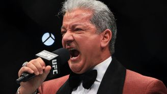 UFC Fighter Stipe Miocic Got The Legendary Bruce Buffer To Do The Only Birth Announcement I've Ever Enjoyed