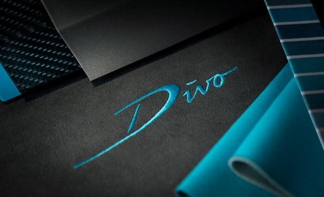Bugatti New Limited Edition Divo Hypercar