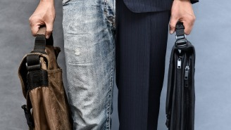 Study Finds That Comfortably Dressed Men May Be Smarter Than Guys Who Wear Suits