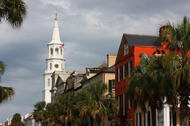 Charleston things to do