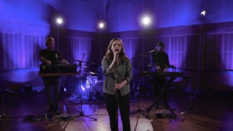 I Wanted To Hate This CHVRCHES Cover Of Kendrick Lamar's 'LOVE' But It's Got Me Hooked