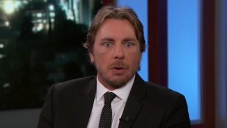 Dax Shepard Outed His Wife Kristen Bell For Having The Strangest Swimming Pool Habit In The World