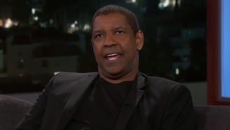 Denzel Washington Talks About LeBron Coming To The Lakers And Who The Greatest Player Of All Time Is