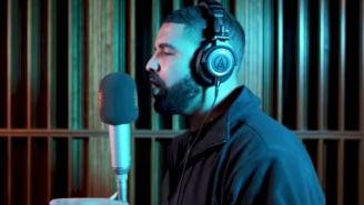 Listen To Drake's 'Behind Barz' Freestyle That Takes A Thinly-Veiled Jab At Kanye