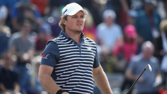 Eddie Pepperell Shot One Of The Best Rounds Of The Open With A Nasty Hangover