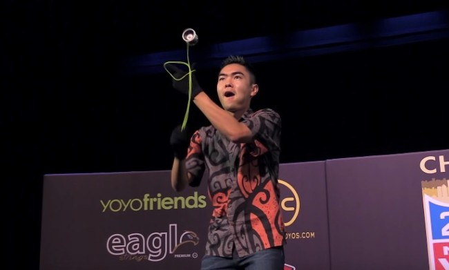 Evan Nagao 2018 US National Yo-Yo Champion