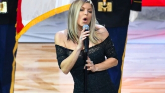 'Bad Lip Reading' Remixed Fergie's Ghastly Rendition Of The National Anthem And It's Glorious