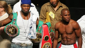Floyd Mayweather Will Give You $1,000 If You Can Viciously Roast 50 Cent On Instagram