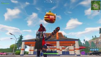 Missing Durr Burger From 'Fortnite' Pops Up In The Real World, Could It Mean A New Map?